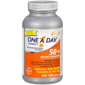 One A Day  Multivitamin Plus  100 Tabletten  50+