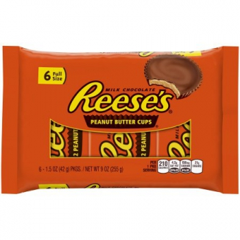 Reese's 6 Pack Chocolate ca. 255g (9oz)