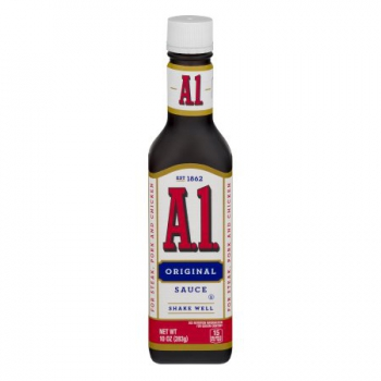 A1 Steak Sauce Original ca. 283g (10oz)