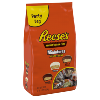 REESE'S Miniatures Assortment ca. 1kg (35.2oz)