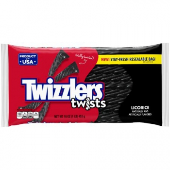 Twizzlers Licorice Candy Twists ca. 453g (16oz)