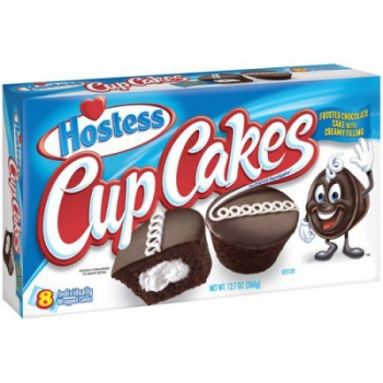 Hostess Chocolate Cup Cakes ca. 360g (12.7oz)