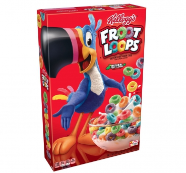 Froot Loops Cereal ca. 345g (12.2oz)
