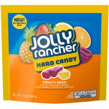 Jolly Rancher Fruity Bash Hard Candy ca. 368g (13oz)