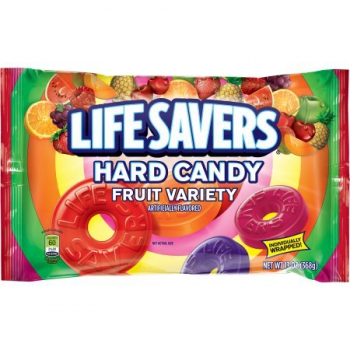 Life Savers 5 Flavors Hard Candy Bag ca. 368g (13oz)