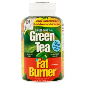 Green Tea Fat Burner Dietary Supplement 90 Kapseln
