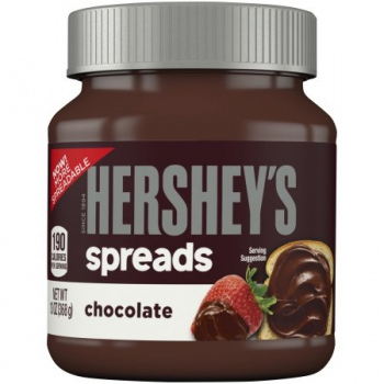 HERSHEY'S Spreads Chocolate Flavor ca. 368g (13oz)