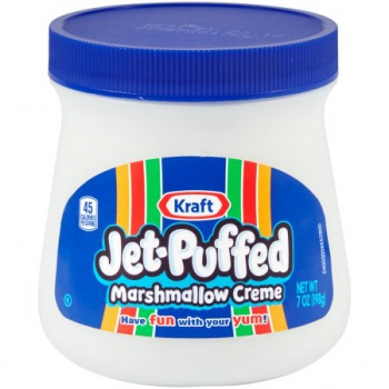 Kraft Jet-Puffed Marshmallow Cream ca. 198g (7oz)