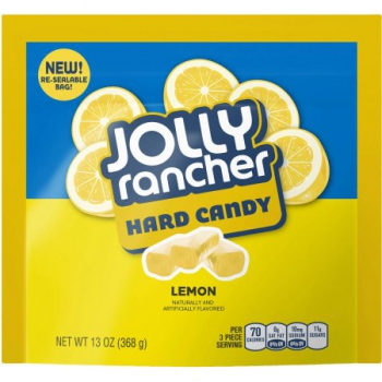 Jolly Rancher Lemon Hard Candy ca. 368g (13oz)