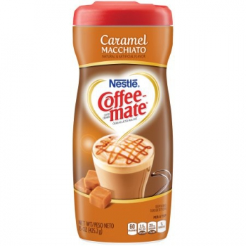 Nestle Coffee-mate Caramel Macchiato Coffee Creamer ca. 425g (15oz)