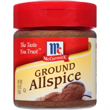 McCormick Ground Allspice ca.25g (0.9oz)