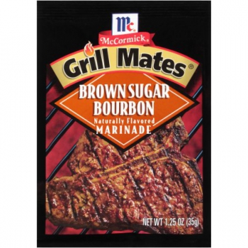 McCormick Grill Mates Brown Sugar Bourbon Marinade ca.35g (1.25oz)