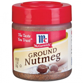 McCormick Ground Nutmeg ca.31g (1oz)