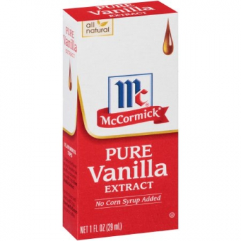 McCormick Pure Vanilla Extract ca.29ml (1oz)