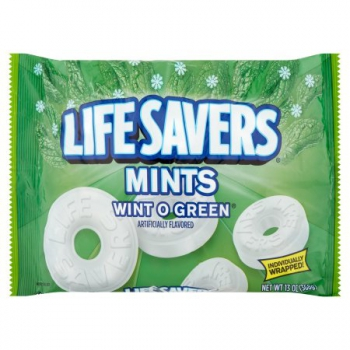 Life Savers Wint O Green Mints ca. 368g (13oz)