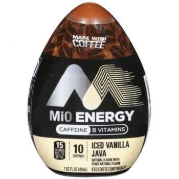 Mio Energy Iced Vanilla Java