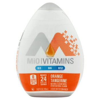 Mio Vitamans Orange Tangerine