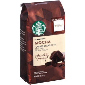 Starbucks Mocha Flavored Coffee ca. 340g (12oz)