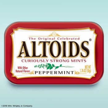 Altoids Peppermint ca. 50g (1.76oz)