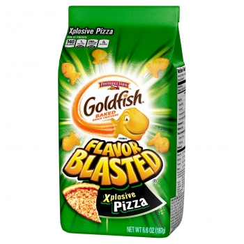 Pepperidge Farm Goldfish Xpolsive Pizza ca. 187g (6.6oz)