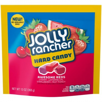 Jolly Rancher Awesome Reds Hard Candy ca. 368g (13oz)