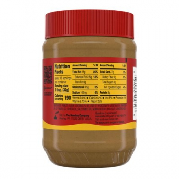 REESE'S Creamy Peanut Butter ca. 510g (18oz)