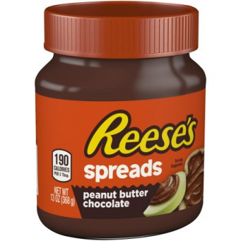 REESE'S Peanut Butter Chocolate Spread ca. 368g (13oz)