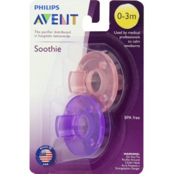 Philips Avent Soothie Pacifiers