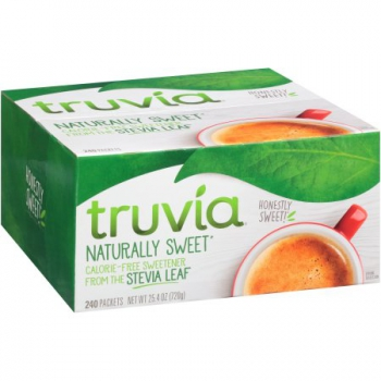 Truvia Natural Sweetener Packets 240 Count