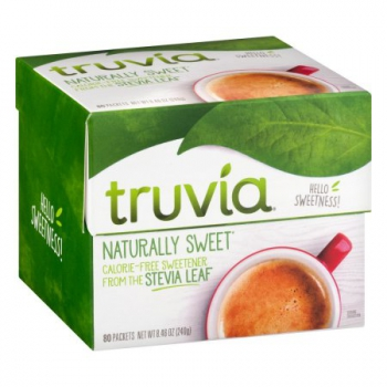 Truvia Natural Sweetener Packets 80 Count