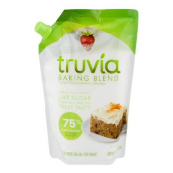 Truvia Natural Sweetener With Sugar Baking Blend ca. 680g (24oz)