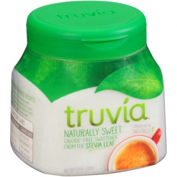 Truvia Natural Sweetener Spoonable Jar ca. 277g (9.8oz)