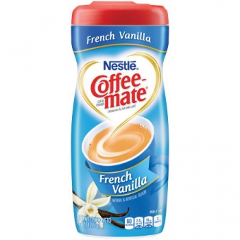 Nestle Coffee-mate French Vanilla Powder Coffee Creamer ca. 425g (15oz)