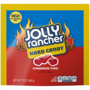Jolly Rancher Hard Candy, Cinnamon Fire ca. 368g (13oz)