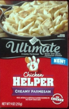 Chicken Helper  Creamy Parmesan ca. 255g (9oz)
