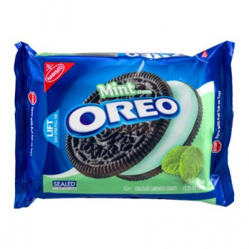 Oreo Chocolate Sandwich Cookies Mint Creme