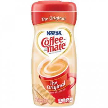 Nestle Coffee-mate Original Powder Coffee Creamer ca. 453g (16oz)