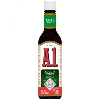 A.1. Bold & Spicy Sauce Tabasco ca. 283g (10oz)
