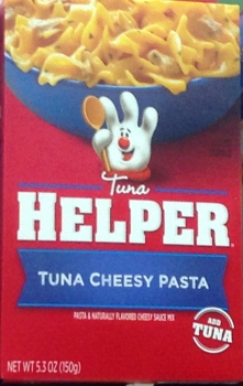 Tuna Helper   Tuna Cheesy Pasta ca. 150 g (5.3oz)