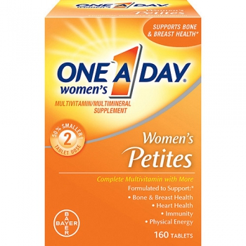 One A Day Women's Petites Multivitamin Tablets