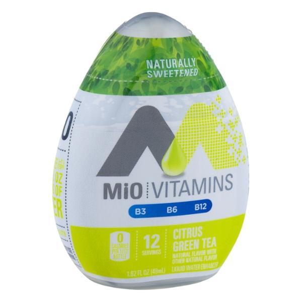 Mio Vitamins Citrus Green Tea