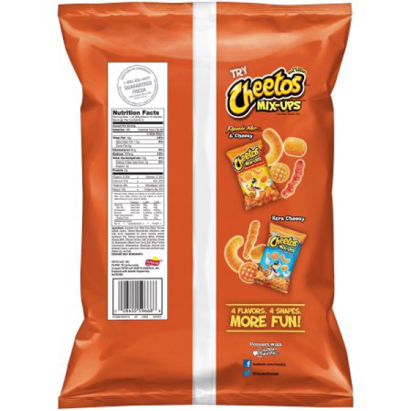 Cheetos Puffs ca. 224g (8oz)