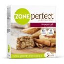 ZonePerfect Nutrition Bar Cinnamon Roll High Protein Energy Bars ca. 250g (8.8oz)