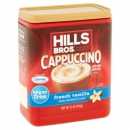 Hills Bros. Sugar Free French Vanilla Cappuccino Drink Mix ca. 340g (12oz)
