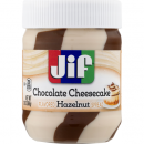 Jif Chocolate Cheesecake Flavored Hazelnut Spread ca. 370g (13oz)