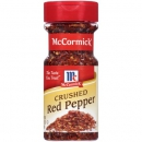 McCormick Crushed Red Pepper ca. 64g (2.25oz)