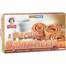 Little Debbie Pecan Spinwheels Sweet Rolls ca. 240g (8.4oz)