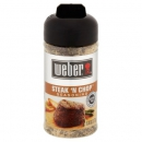 Weber Steak 'N Chop Seasoning ca. 170g (6oz)