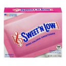 Sweet´N Low Zero Calorie Sweetener Packets 100 Count
