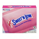 Sweet´N Low Zero Calorie Sweetener Packets 250 Count